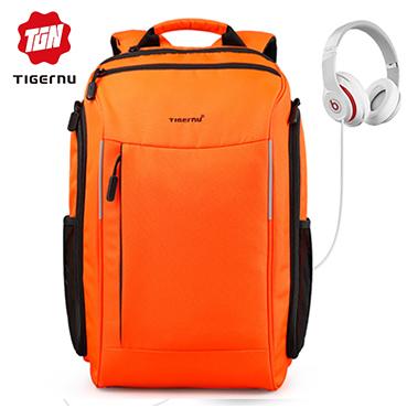 电脑双肩背包一包三用商务电脑包学生书包旅行背包