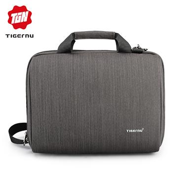 新品斜跨笔记本电脑背包商务手提单肩包