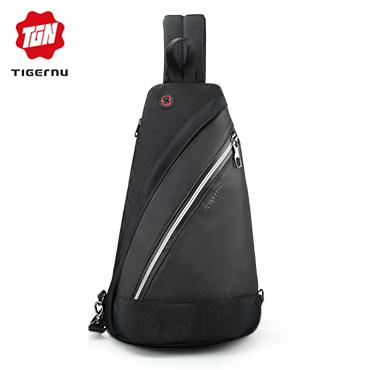新款男士斜挎包简约休闲旅行单肩包可定制大容量包