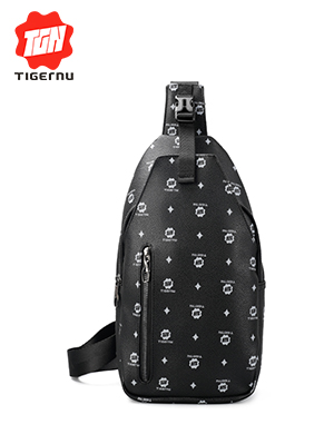 2017 Tigernu Brand Chest Pack Bag Waterproof Man Shoulder Bag women Crossbody Sling Bag For Ipad Cas