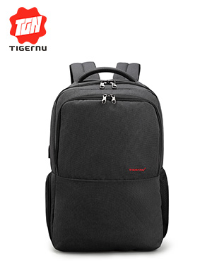 "2018 Men Anti-theft Splashproof Oxfrod 15.6"" Laptop Backpack USB Charging Male Travel Mochila School"